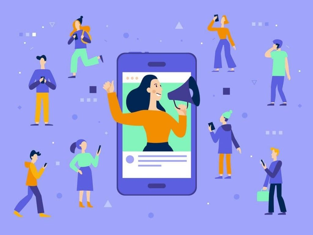 Team up with influencers